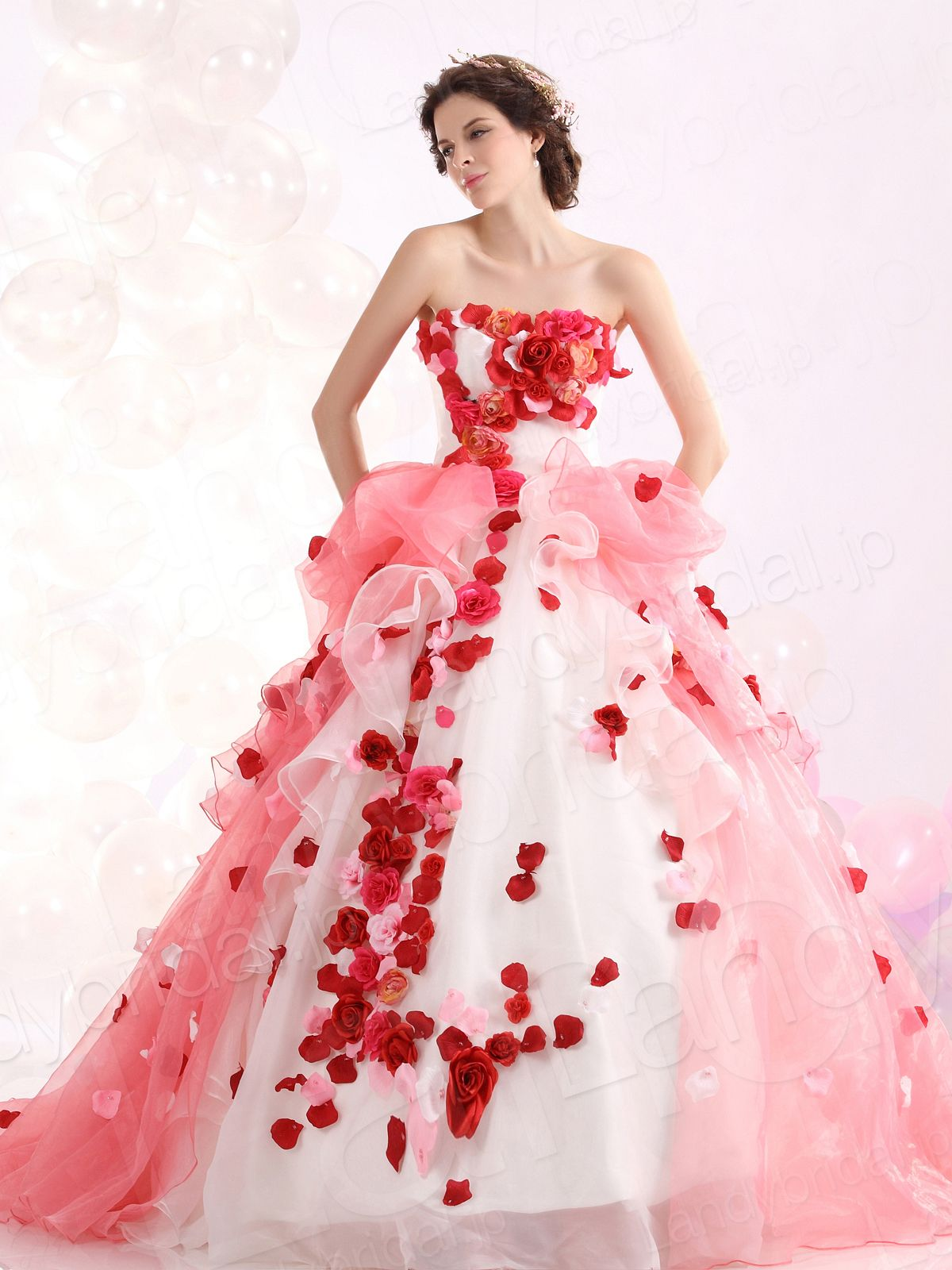 Valentine   vestidos extravagantes   Pinterest   Quinceañera ...