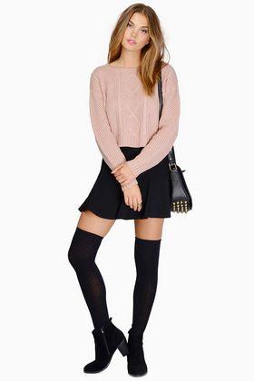 Just Chillin' Sweater