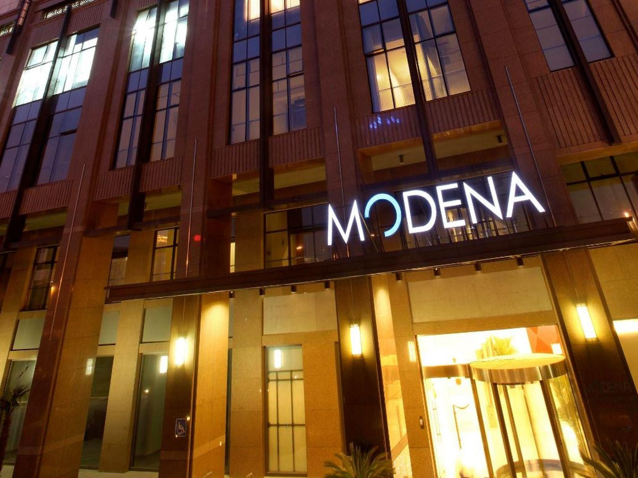 Suzhou Modena Jinjihu Suzhou China, Asia Ideally located in the prime touristic area of Suzhou Industrial District, Modena Jinjihu Suzhou promises a relaxing and wonderful visit. Featuring a complete list of amenities, guests will find their stay at the property a comfortable one. Facilities like free Wi-Fi in all rooms, 24-hour security, daily housekeeping, taxi service, 24-hour front desk are readily available for you to enjoy. Comfortable guestrooms ensure a good night's sl...