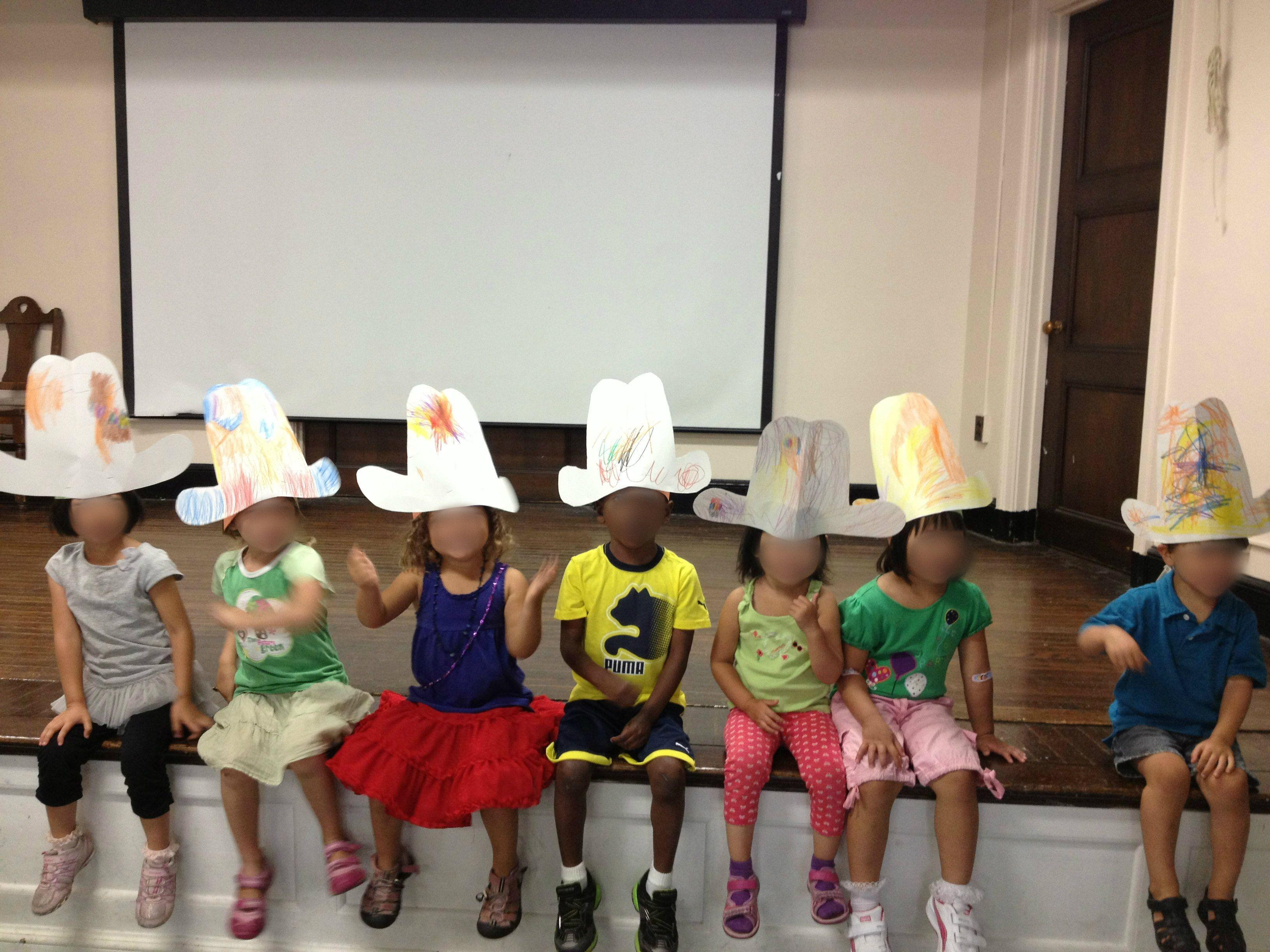 Preschool Storytime Wild West