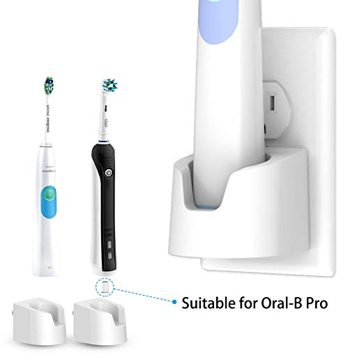 Replacement Outlet Charger Base For Philips Sonicare 2 Series And Oral B Toothbrushes Portable Toothbrush Holder Stand For Oral B Philips White Walmart Com In 2020 Toothbrush Storage Toothbrush Holder Brushing Teeth