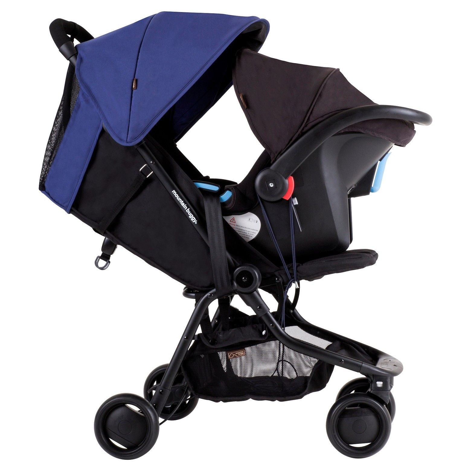 Mountain Buggy Nano is the ultimate travel companion that