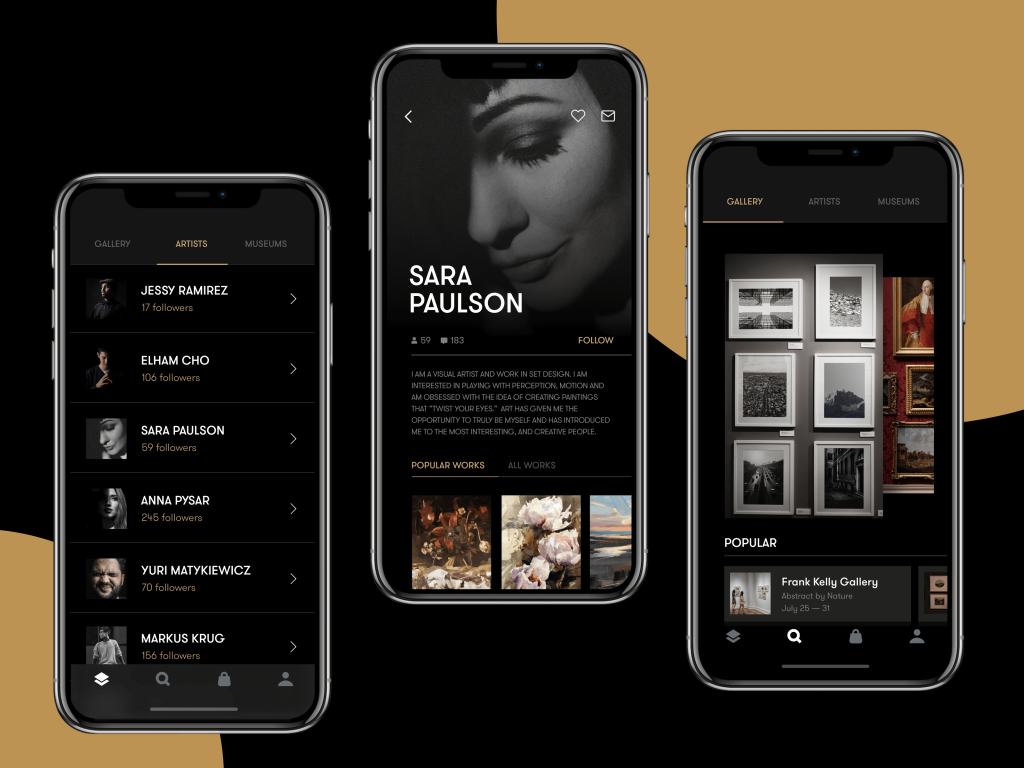 Big Review Of Mobile And Web Design Trends To Start 2020 In 2020
