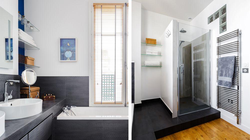 Avant / Après : Transformer un cabinet de toilette en une grande ...
