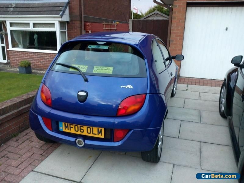 Ford Ka Sport 1 6 Blue Cars For Sale Sale New And Used Cars