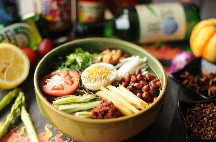 Feast on North Korean Food in Beijing