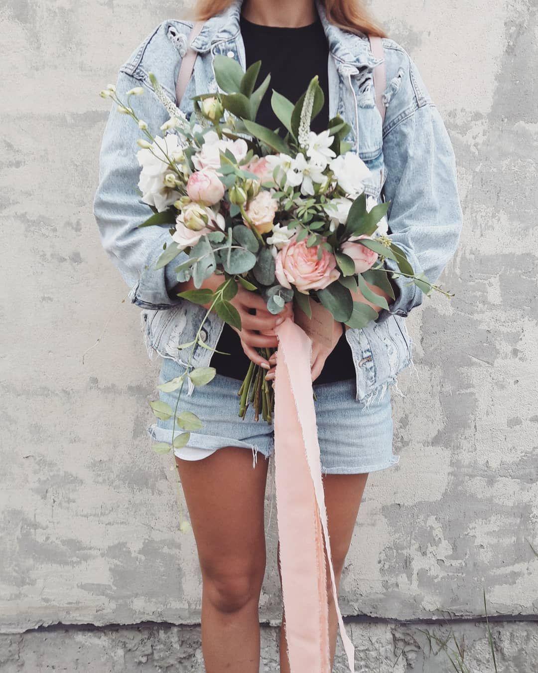 Sierpniowy Bukiet Slubny Wedding Bouquets Fashion Women