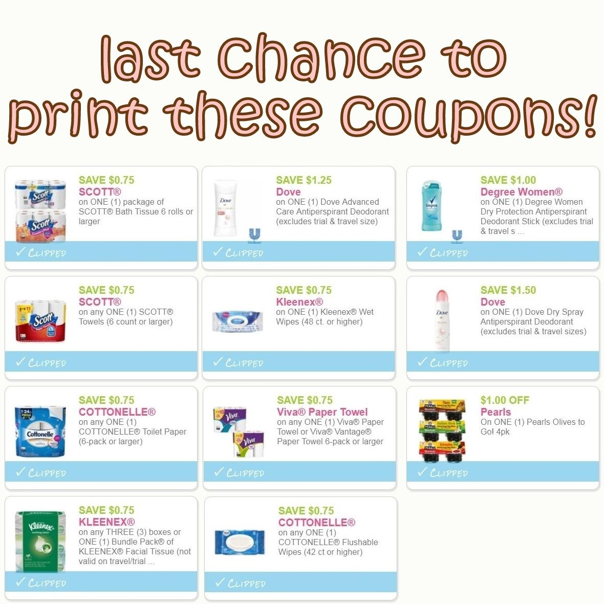 photograph relating to Cottonelle Coupons Printable named Pin as a result of Erica Hart upon i ♥ discount coupons Printable discount coupons