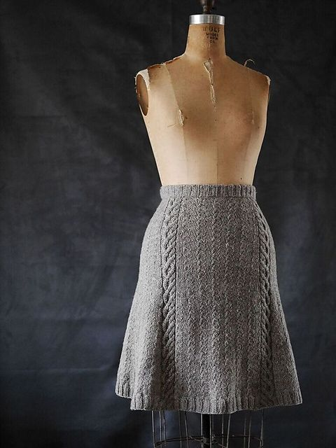 Tweel pattern by Anne Hanson | Anne hanson, Ravelry and Skirt ...