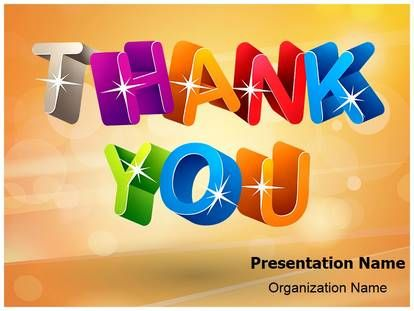 Congratulations Thank You Powerpoint Template Ppt Templates