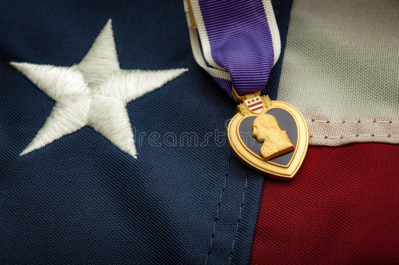 The Purple Heart Medal And The American Flag The Purple Heart Is A United State Aff American Flag Un Purple Heart Medal Purple Heart Day Purple Heart