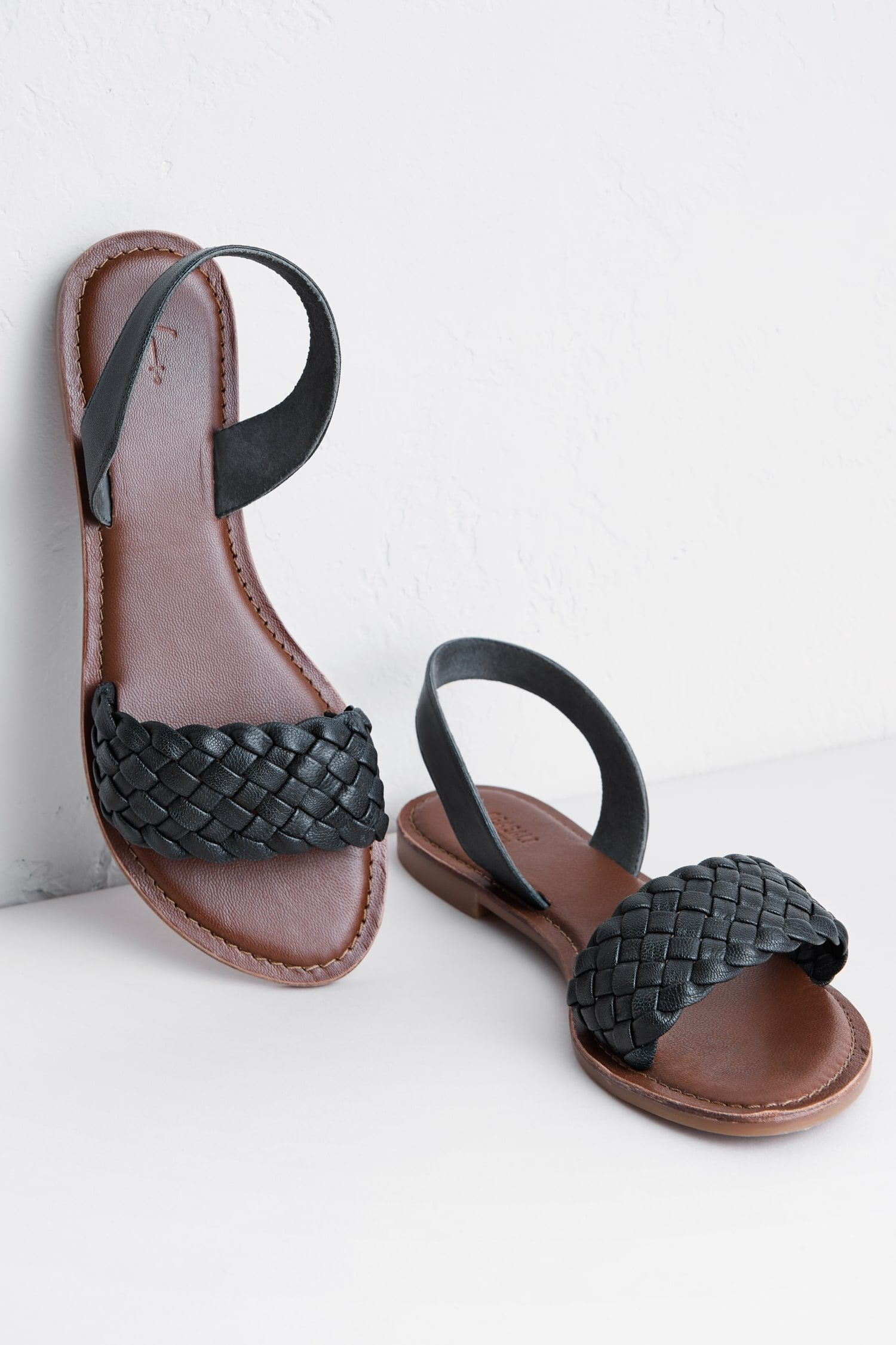e06f71d3cbe8 You can t beat a pair of leather sandals for summer. The simple