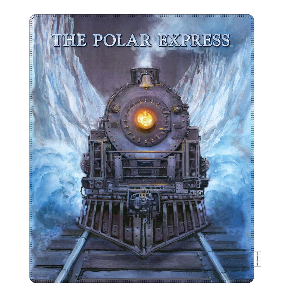 The Polar Express Train In Ice Throw Durango Silverton Narrow Gauge Railroad Train Polar Express Train Polar Express Polar