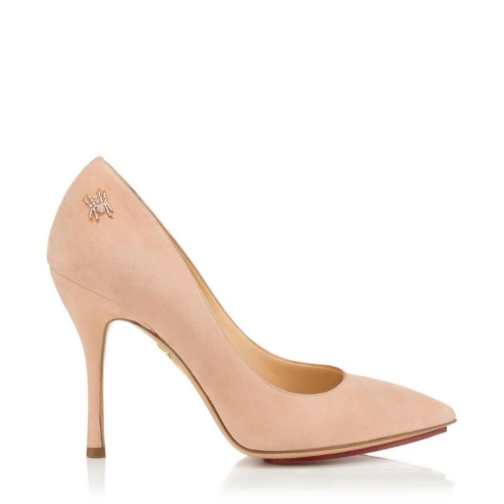 BACALL COURT SHOE SS Charlotte Olympia SHOES