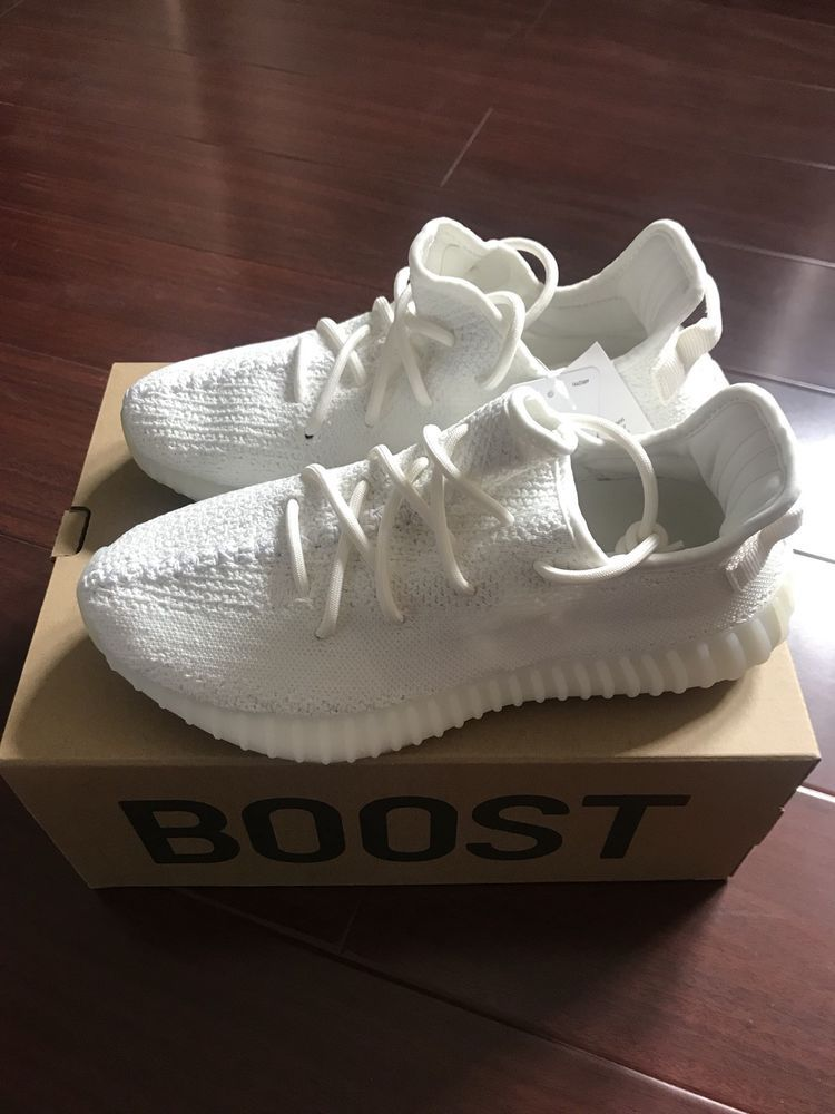 d4f419f0a Adidas Yeezy Boost 350 V2 Triple White Sz 7.5  fashion  clothing  shoes   accessories  mensshoes  athleticshoes (ebay link)