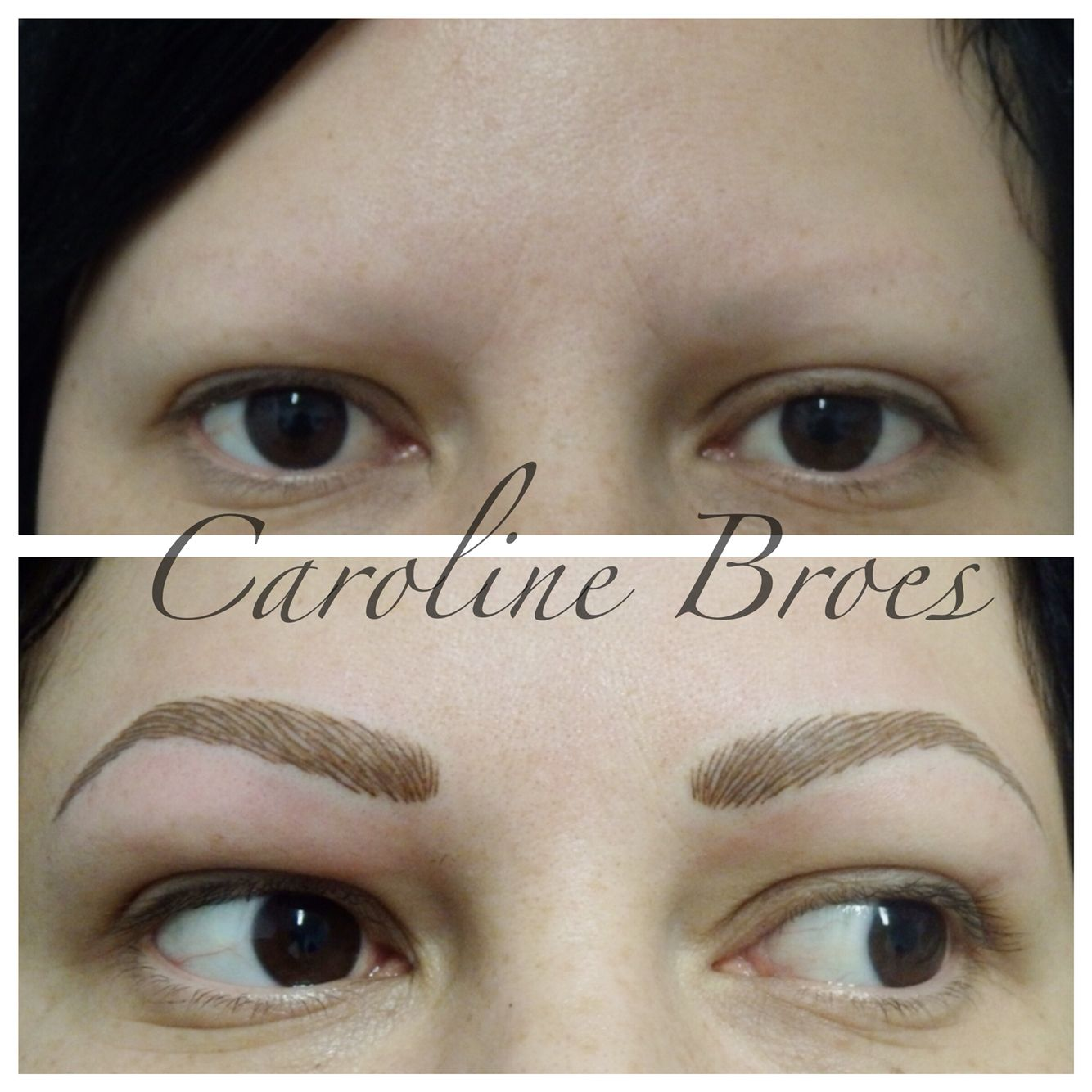 Hairstroke Brows Beautyink Perth Australia Mywork Beautyink Pure Products Australia Permanent Makeup