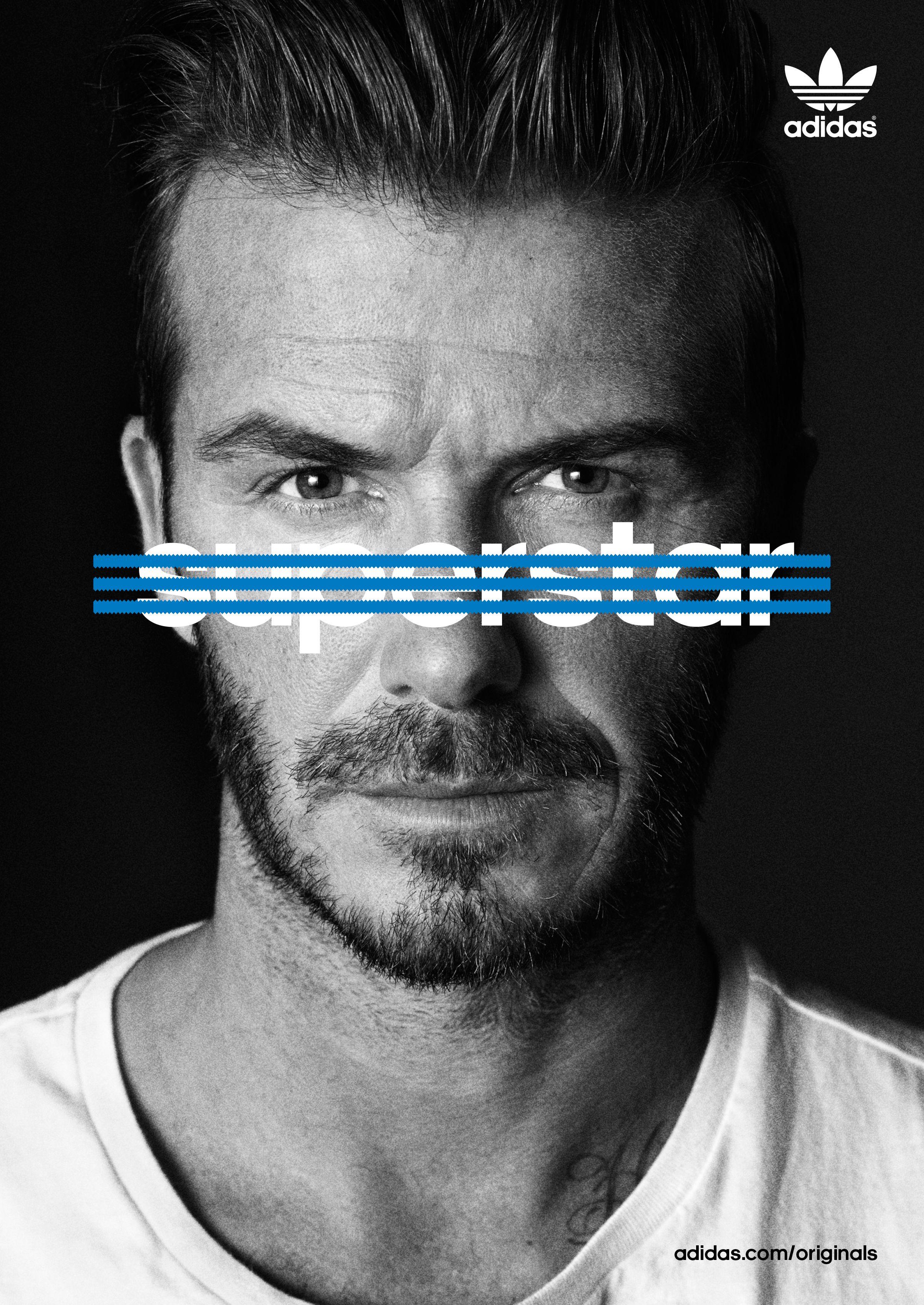 Johannes Leonardo Adidas ad, Adidas poster, Adidas