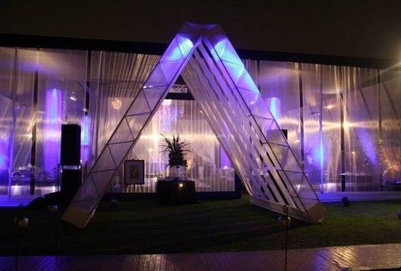 Toldos arquitect nicos de divine productora de eventos for Toldos para eventos