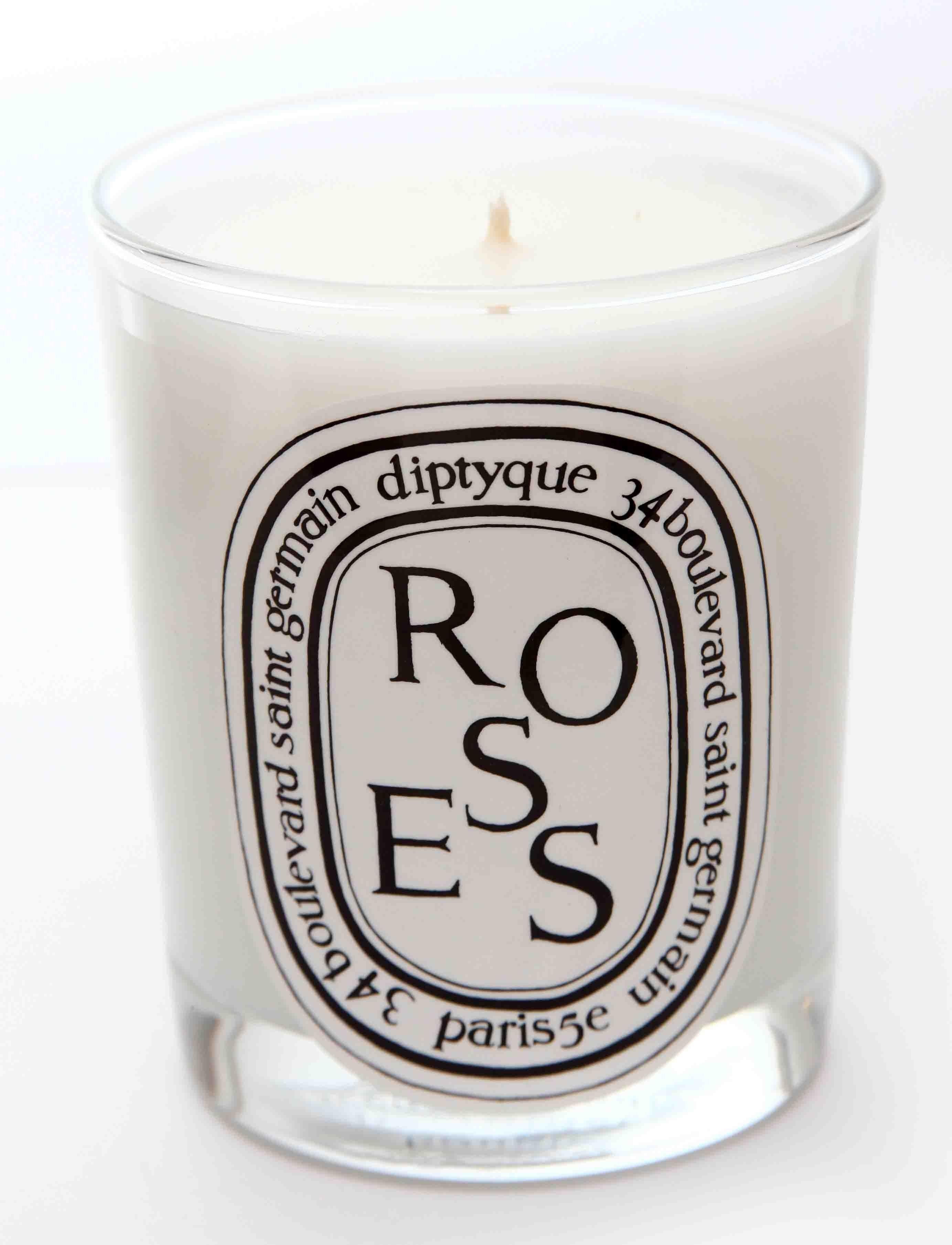 diptyque. rose.