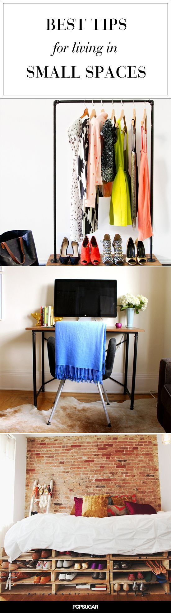 Small-Space Living Tricks That Make a Big Difference ...