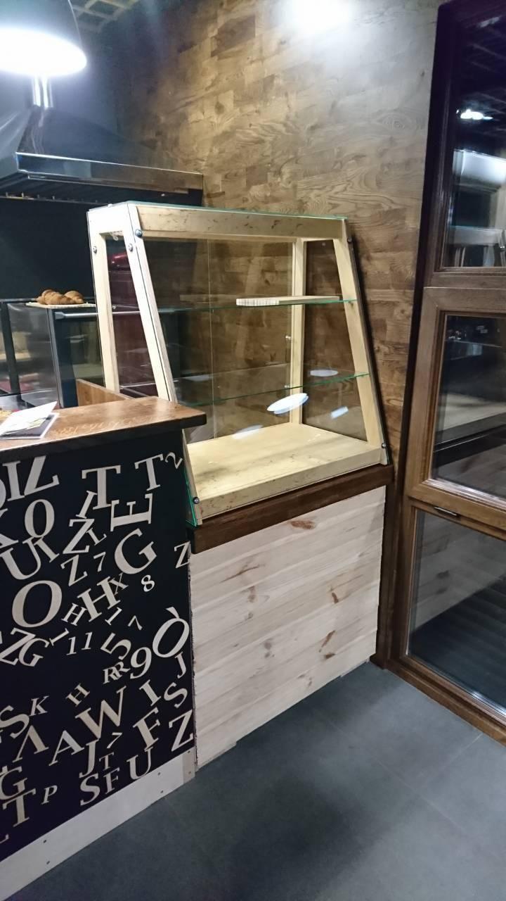 Холодильные витрины для нежных десертов