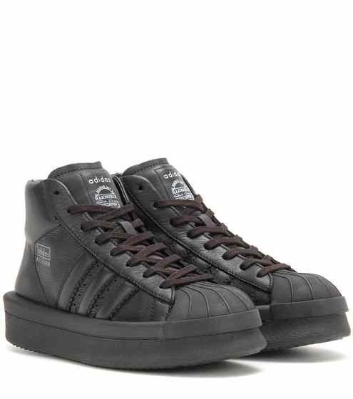 adidas Pro Model, Chaussures Montantes Homme: ADIDAS: Amazon