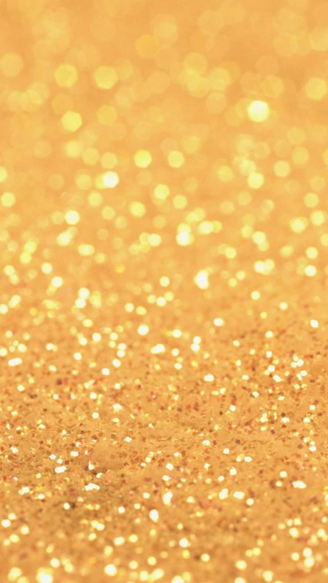 Abstract Golden Blink Shiny Color Background Iphone 6 Plus