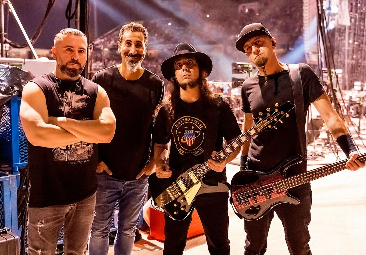 Pin By Karina Cobian On System Of A Down Famous Musicians