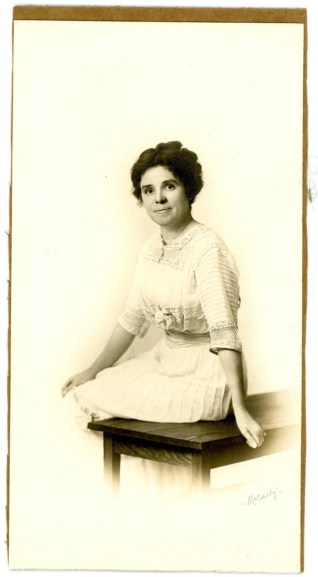 Mary Watson Kettler Dob 1859 Daughter Of Alexander M Watson Dob 1836 And Sarah Jane Hadley Watson Dob 1844