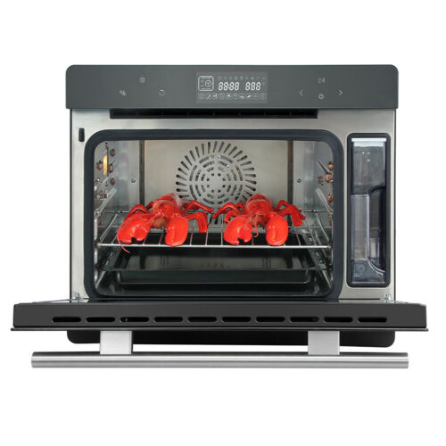 Lycan 5in1 Countertop Convection Toaster Steam Oven Air Fryer