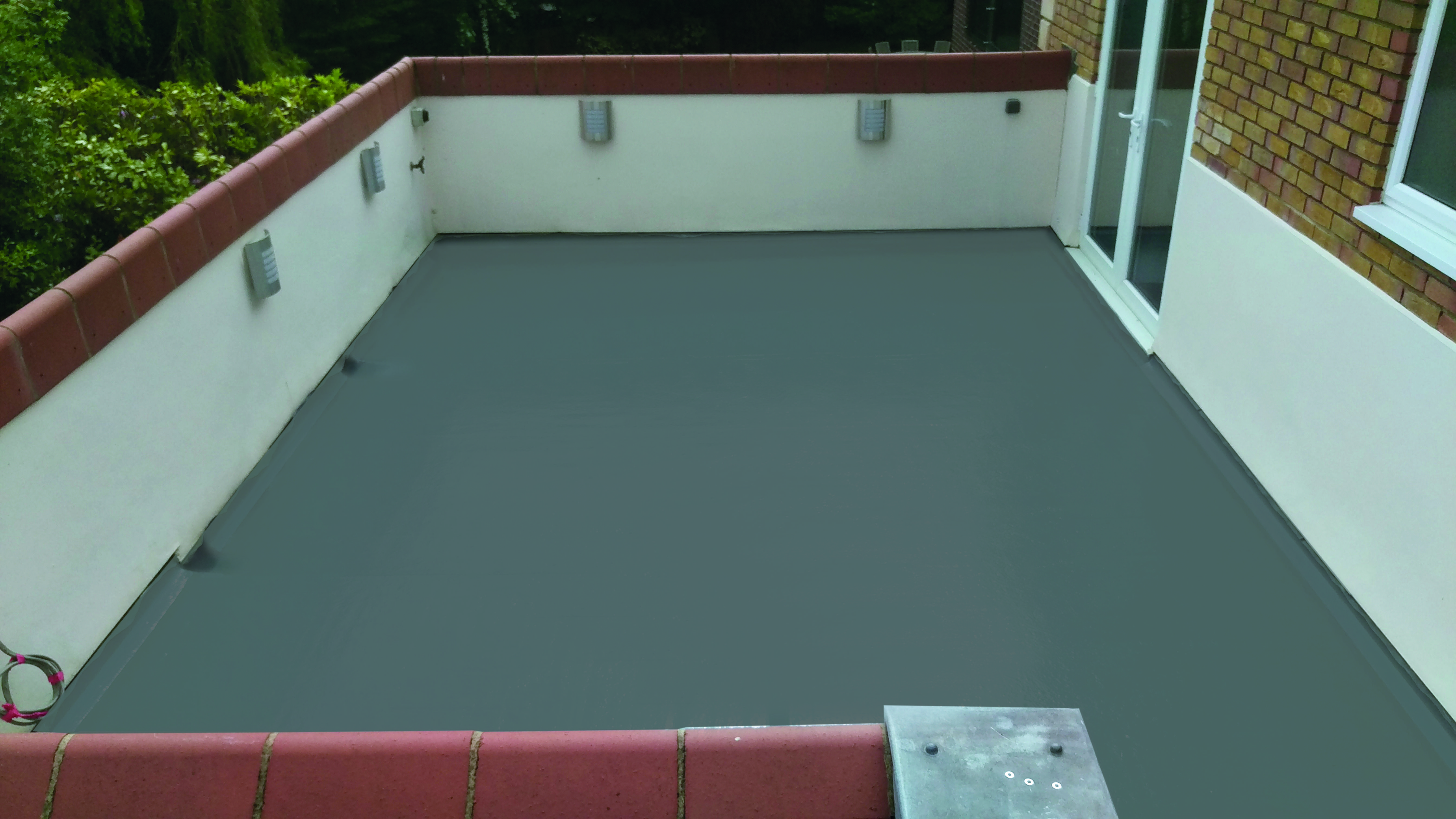 Topseal Systems Fibreglass Roof Grp Roofing Flat Roof