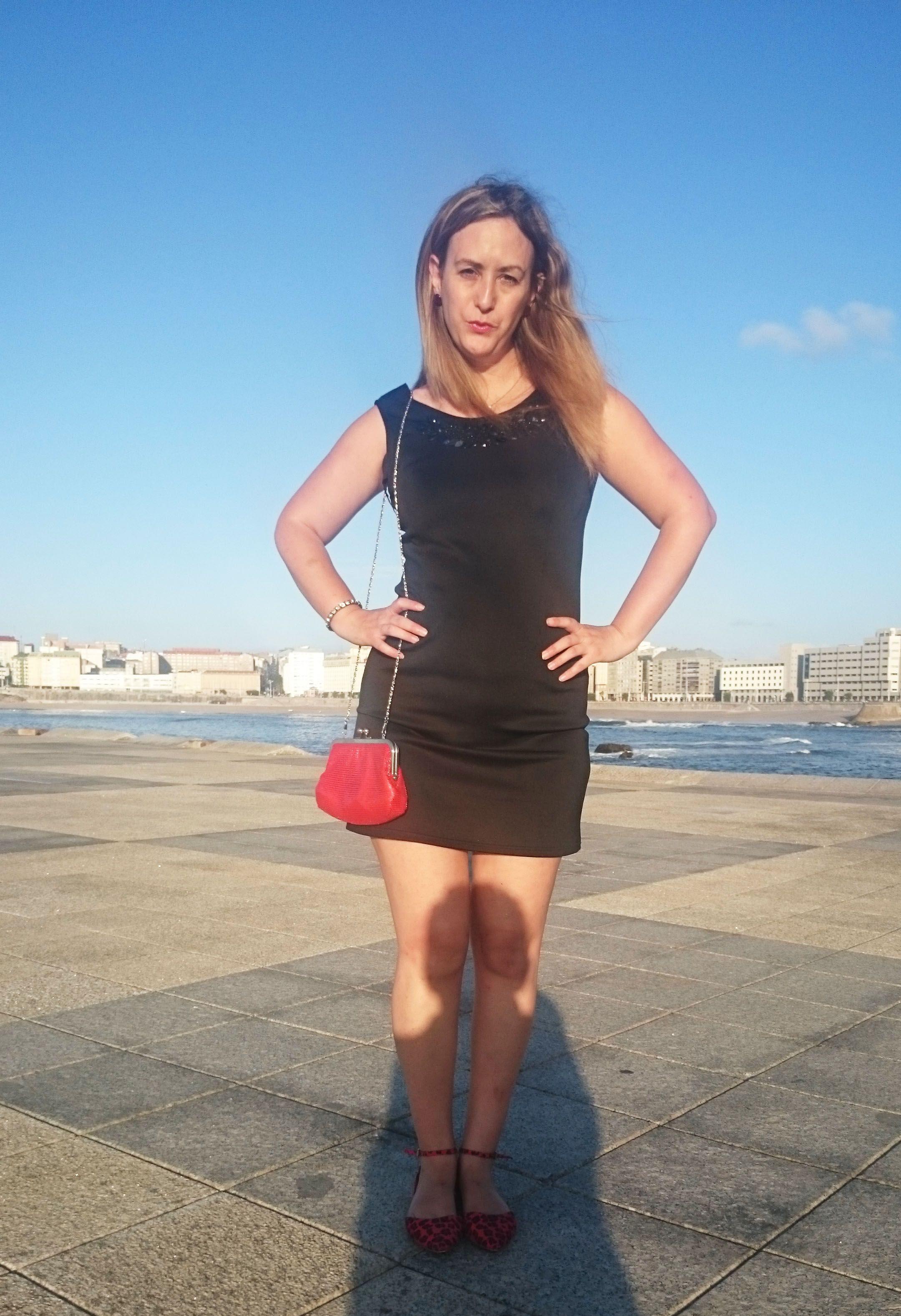 playa Coruña