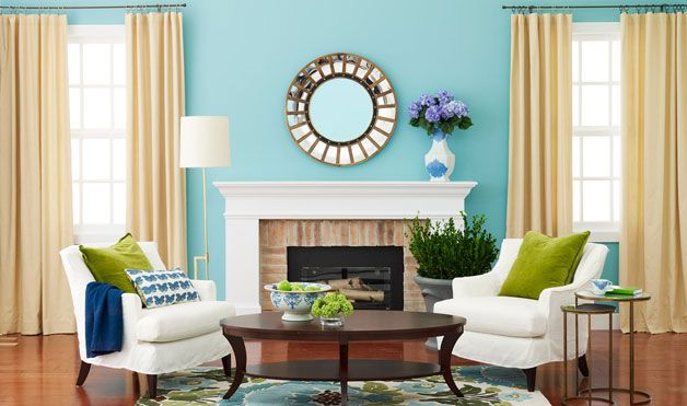 Attirant My Tiffany Blue Living Room Ideas