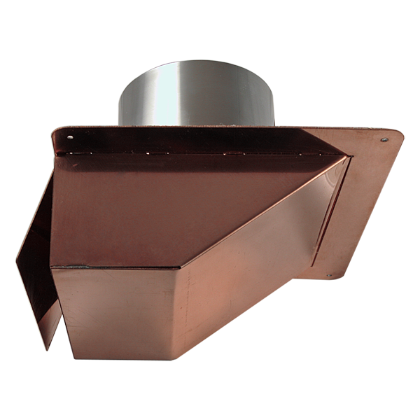 Under Eave Dryer And Exhaust Vent Cap Is Great For Soffit Installations Made Of Stainless Steel Copper And Hammered Copper Dryer Vent Exhaust Vent Dryer