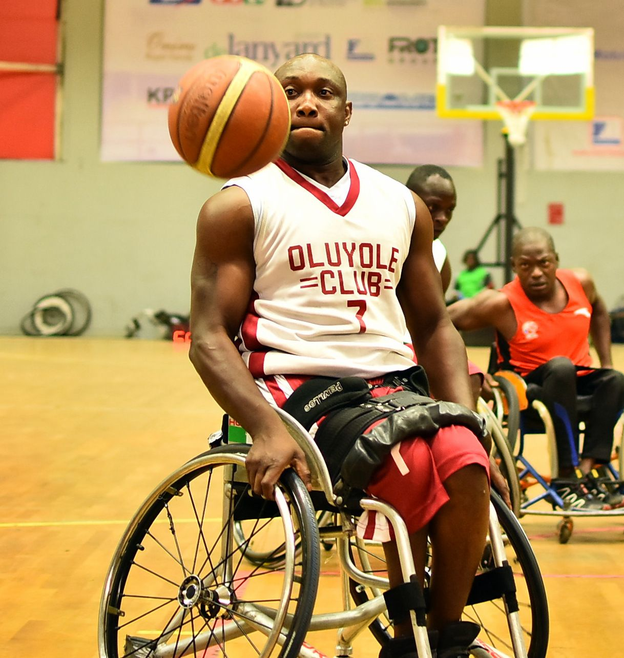 Day 3 rt hon victor ochei international wheelchair