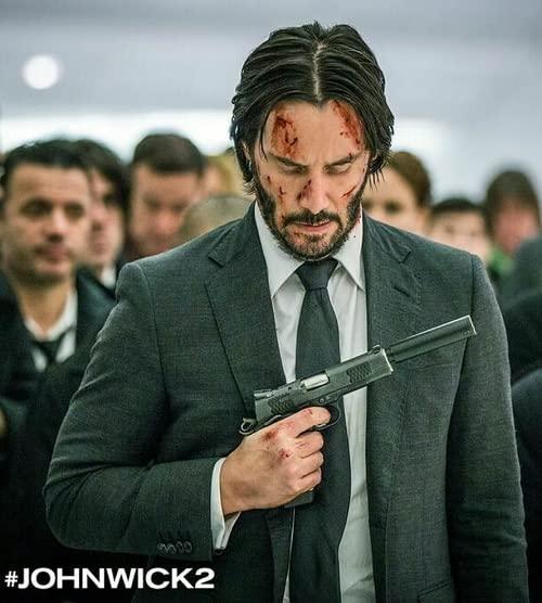 John Wick 2 2017 In 2020 John Wick Keanu Reeves Alfie Allen