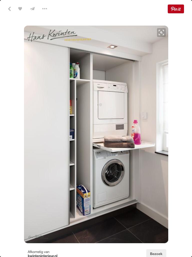 Lavadora secadora encima | Dormitorio infantil | Pinterest ...