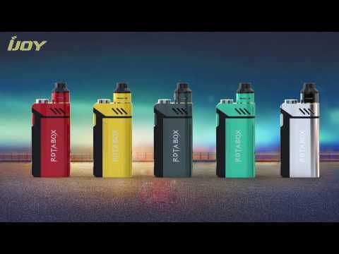 IJOY electronic cigarette & Daily Vape: IJOY RDTA BOX ---The world's first truly RDTA BOX