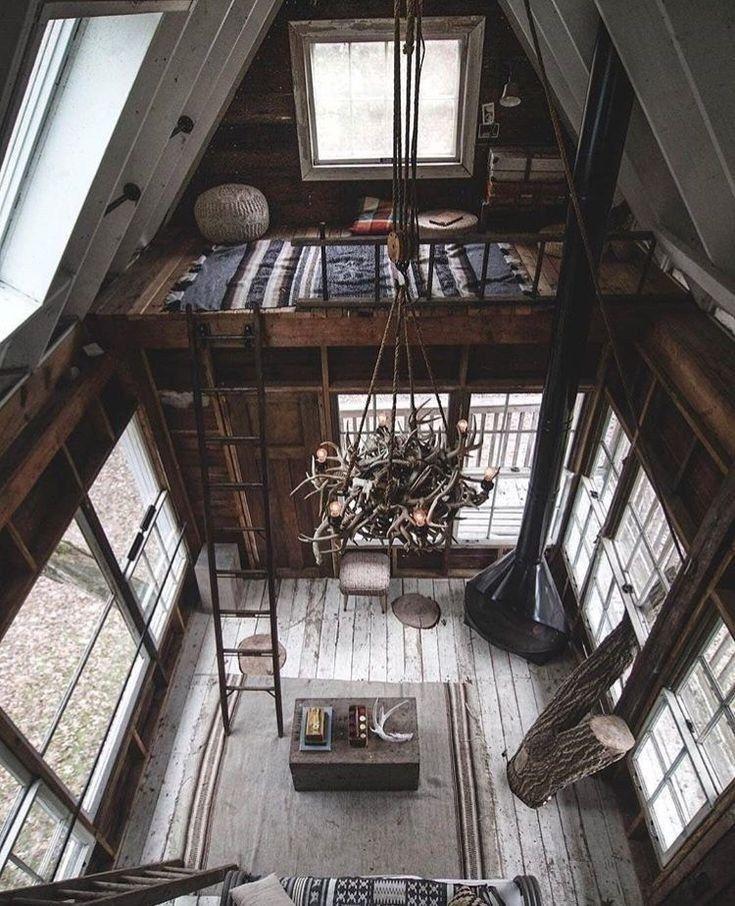 30 Modern Home Decor Ideas: 30 Minimalist And Modern A Frame Houses Design Ideas 16 In