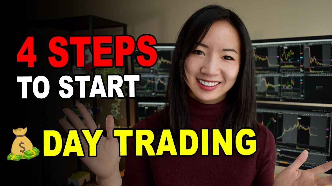 How To Start Day Trading As A Complete Beginner Day Trading For Beginners 2020 Stock Market For In 2020 Day Trading Online Stock Trading Stock Market For Beginners