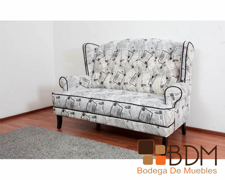 Resultado de imagen para camas capitoneadas bogota for Sofa cama monterrey