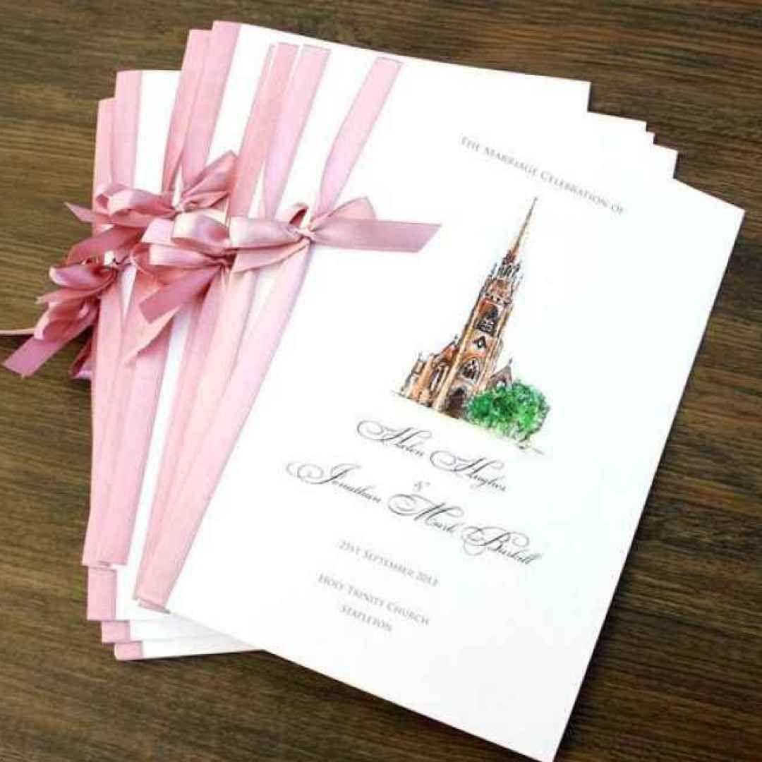 Matrimonio Libretto Messa Sposi Matrimonio Cartoleria Per Matrimoni Libretto Matrimonio Sposo Matrimonio