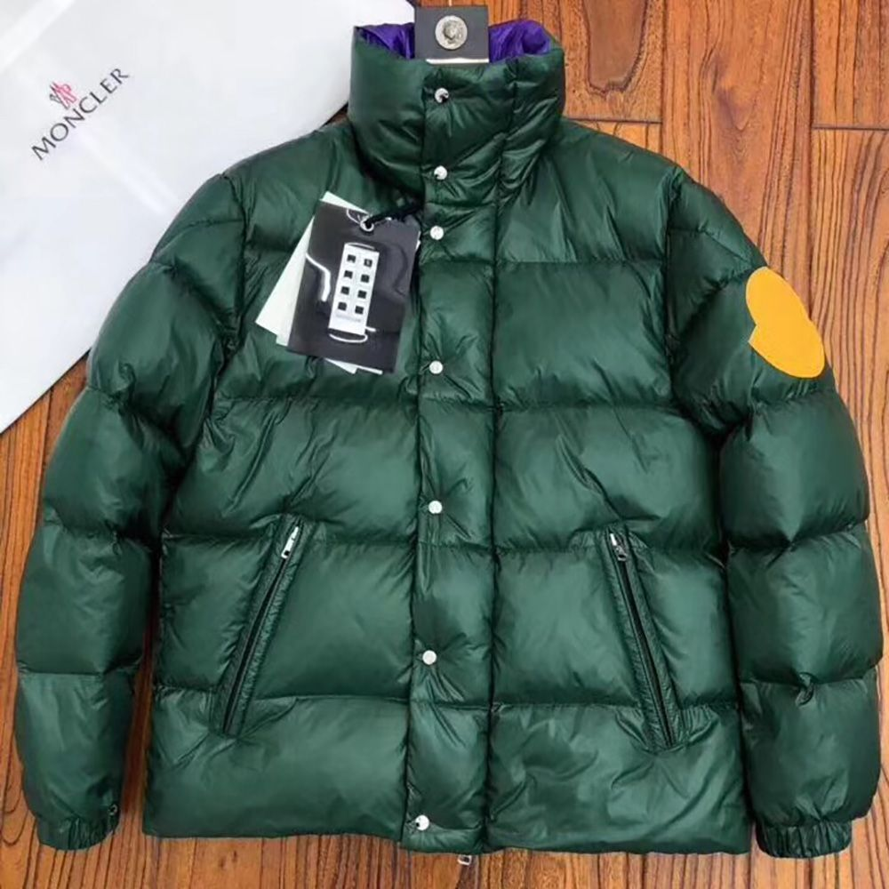 8dac99631a3 Moncler 2 Dervaux Padded Jacket in Green(1952)
