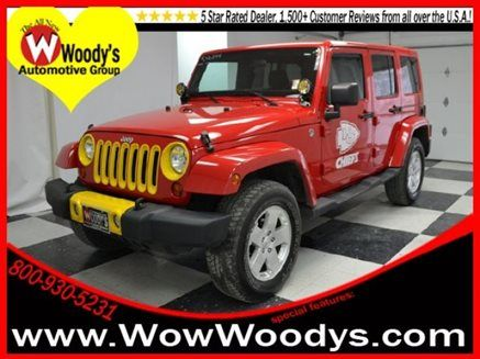27 876 2011 Jeep Wrangler Unlimited Chillicothe Mo