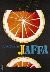 Jaffa katujuliste, 1960 - Bruundesign - Tuotteet