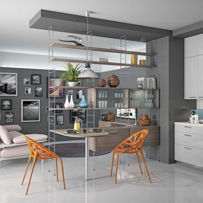 Mobili divisori per soggiorno best mobili divisori per for Mobili divisori design