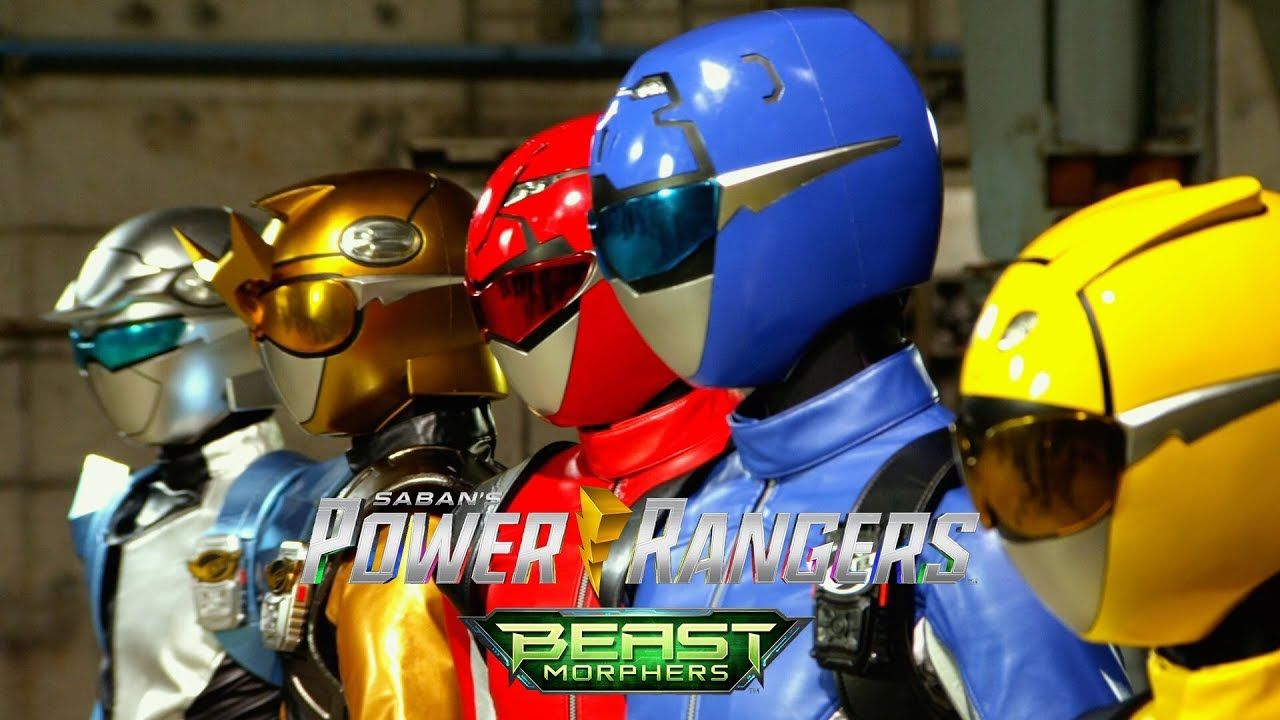 power rangers beast morphers - 736×414