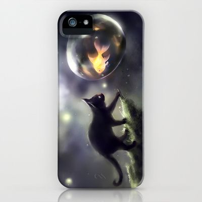 mutual thing iPhone Case by Rihards Donskis - $35.00
