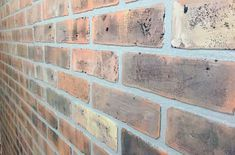 How to Paint a Faux Brick Wall is part of Home Accents Faux Brick - Interested in creating a brick accent wall on a budget  Follow along as we show you how to paint a faux brick wall with this simple technique