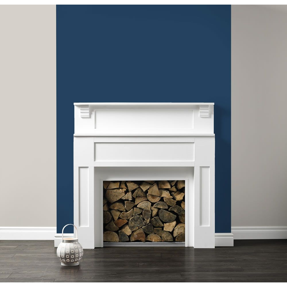 sapphire salute - dulux | Home | Pinterest | Sapphire, Living rooms ...